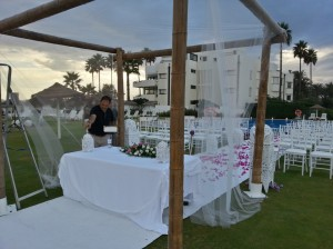 Celebraciones bodas Cádiz